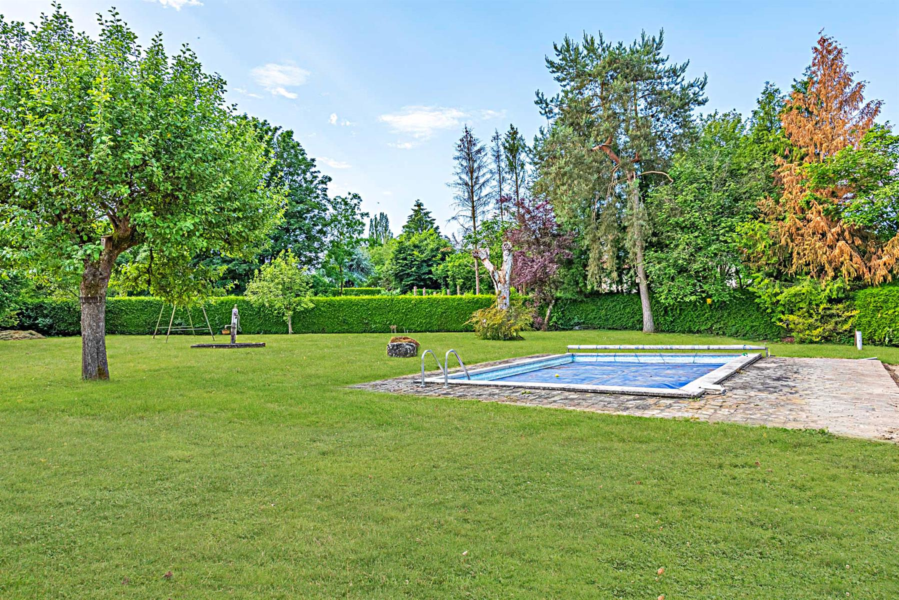 Huis - Rochefort Wavreille - #4362771-20