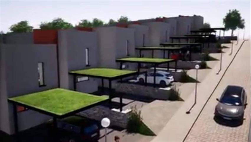 Grand terrain + projet de 9 maisons basse énergie