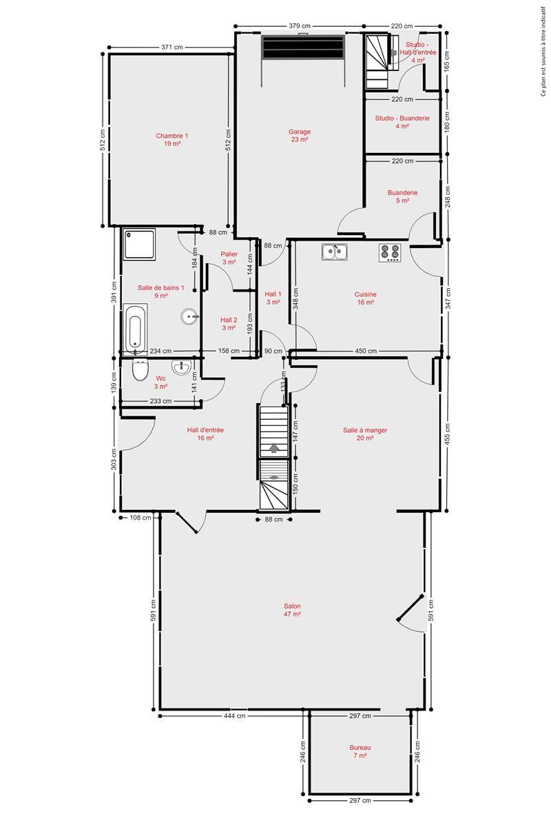 Villa - Genappe - #3854723-24