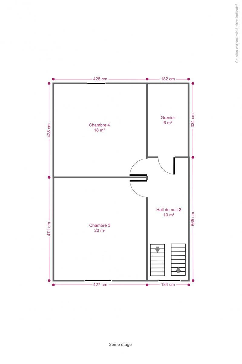 Maison - Tilly - #3915811-22
