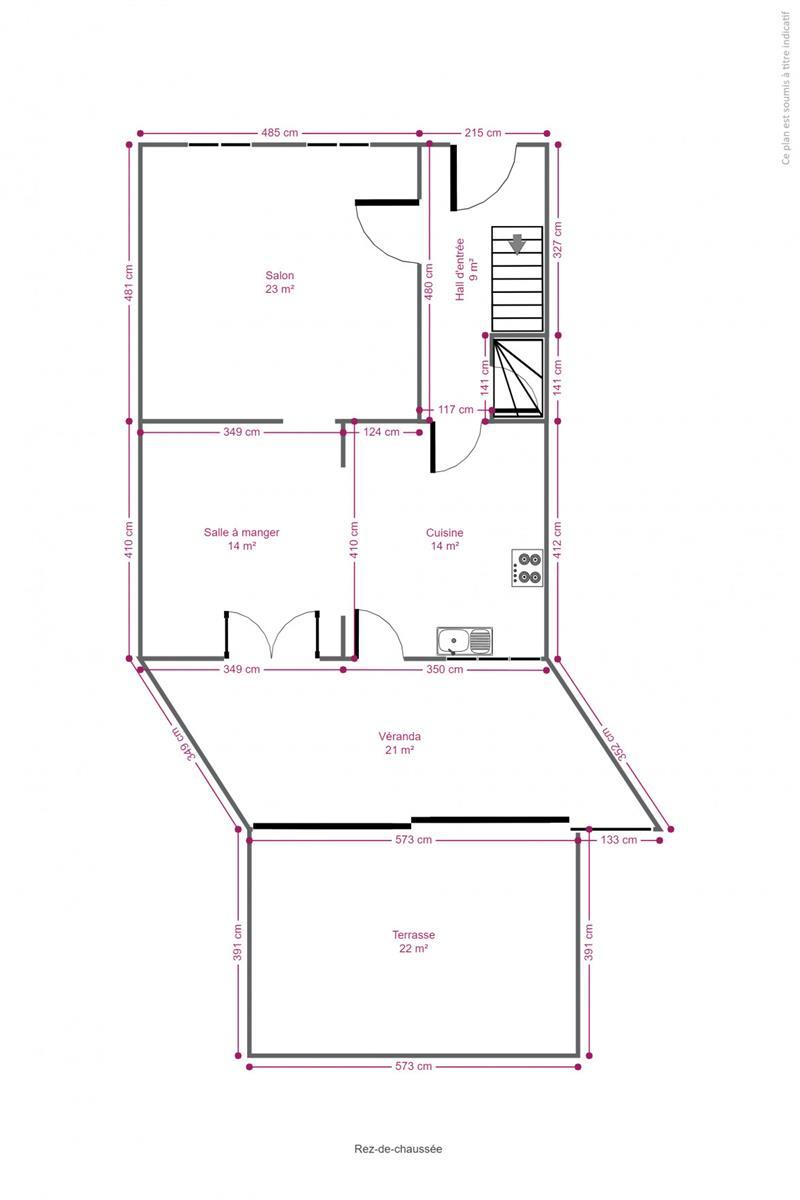 Maison - Marbais - #3964607-21