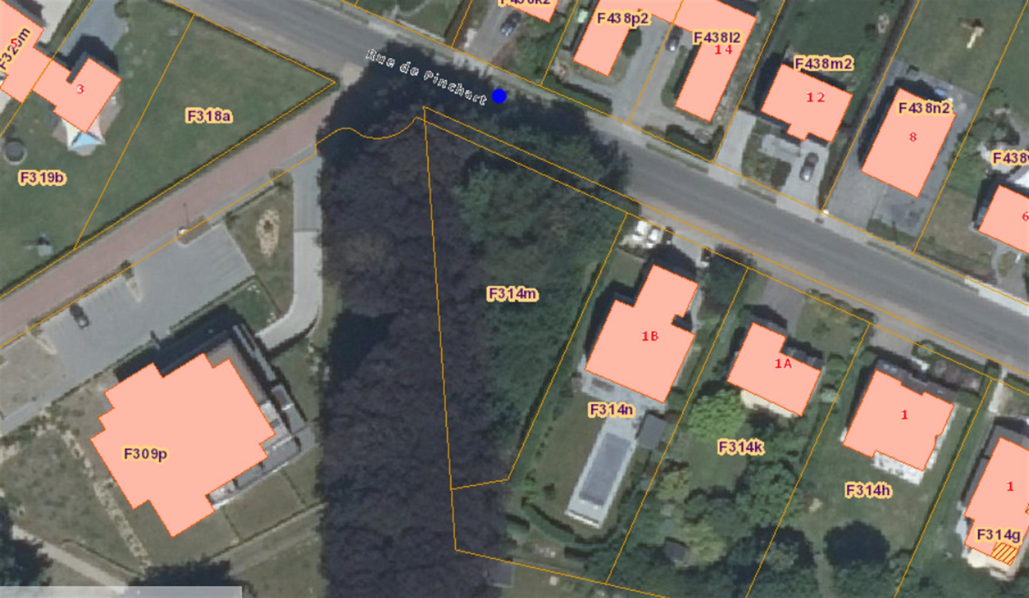 Terrain à bâtir - Ottignies-Louvain-la-Neuve - #4092046-8
