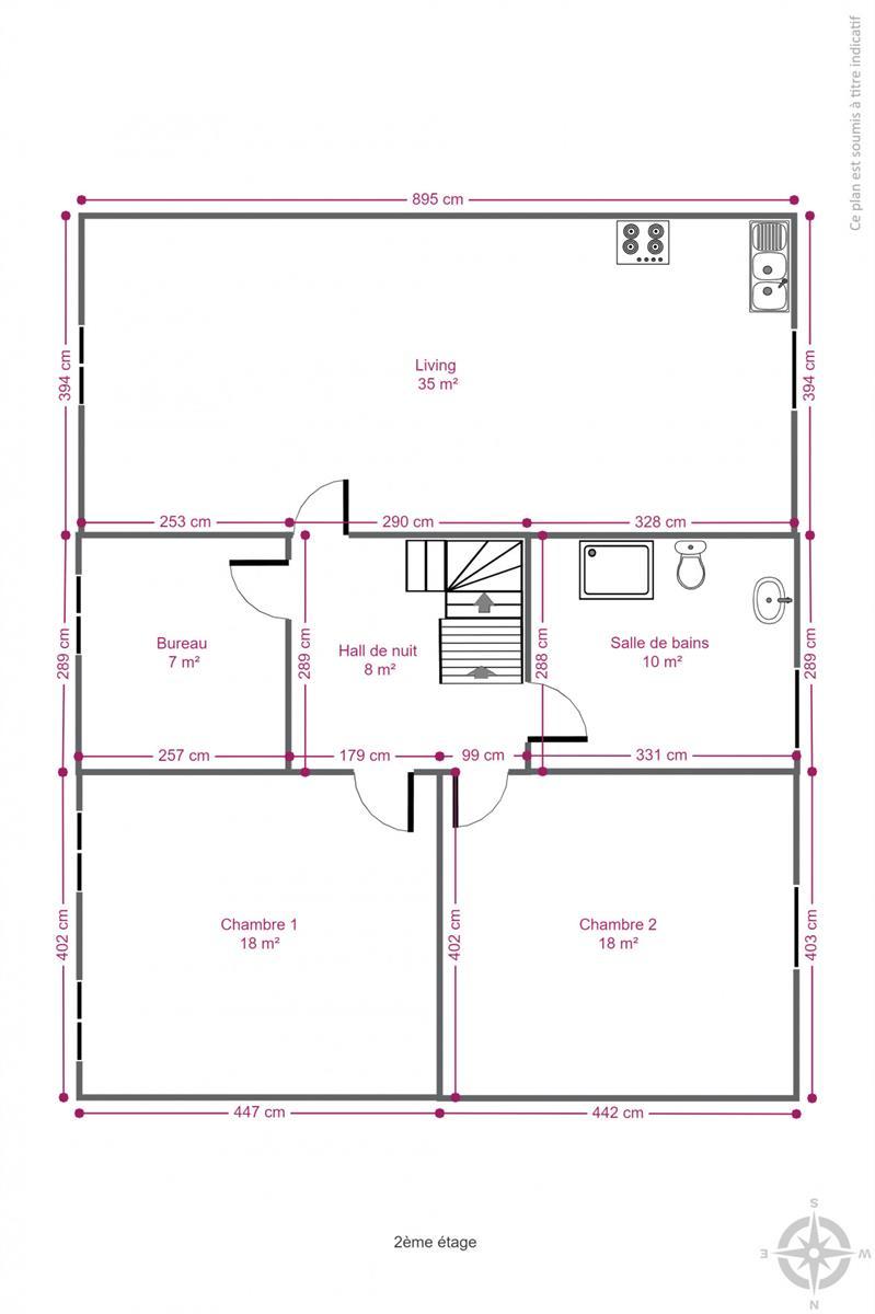 Maison - Bousval - #4131618-36
