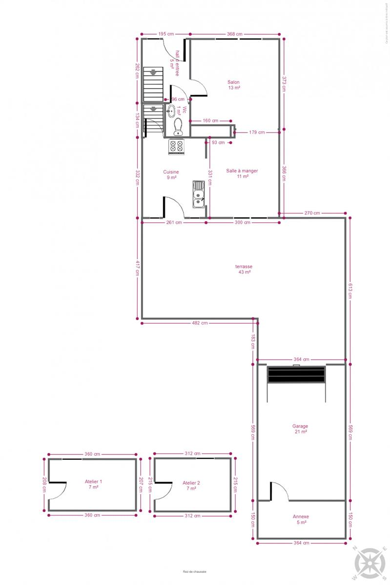 Maison - Limelette - #4138941-29
