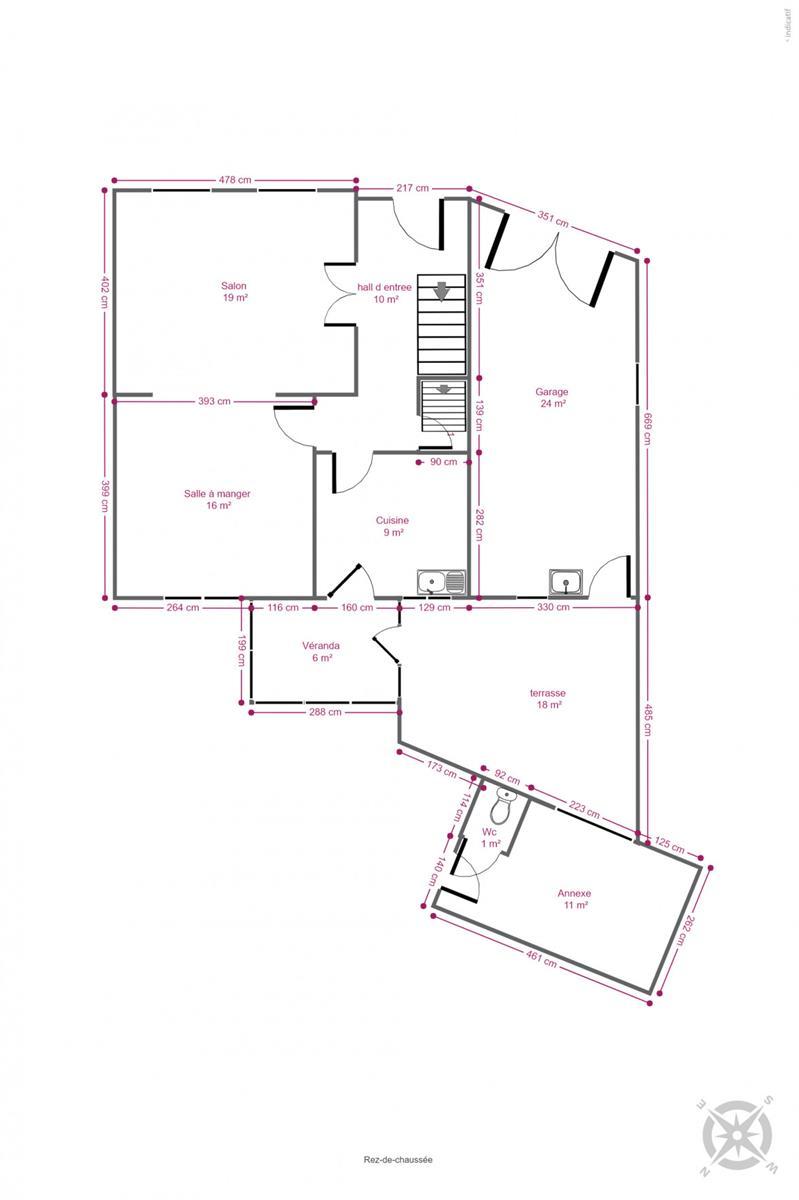 Maison - Hévillers - #4168667-22