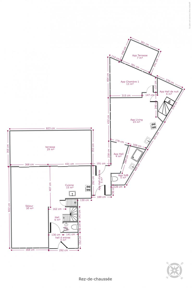 Maison - Limelette - #4190293-37