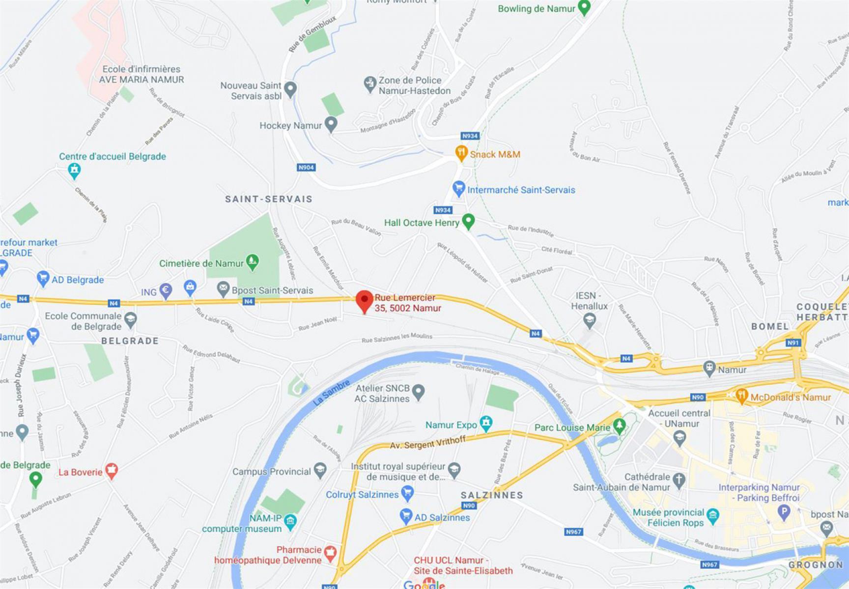 Maison - Namur Saint-Servais - #4251701-33