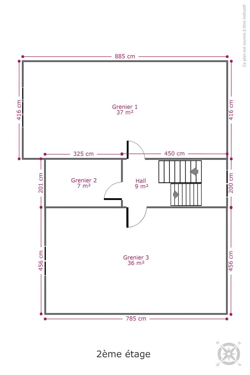 Maison - Hévillers - #4308127-27