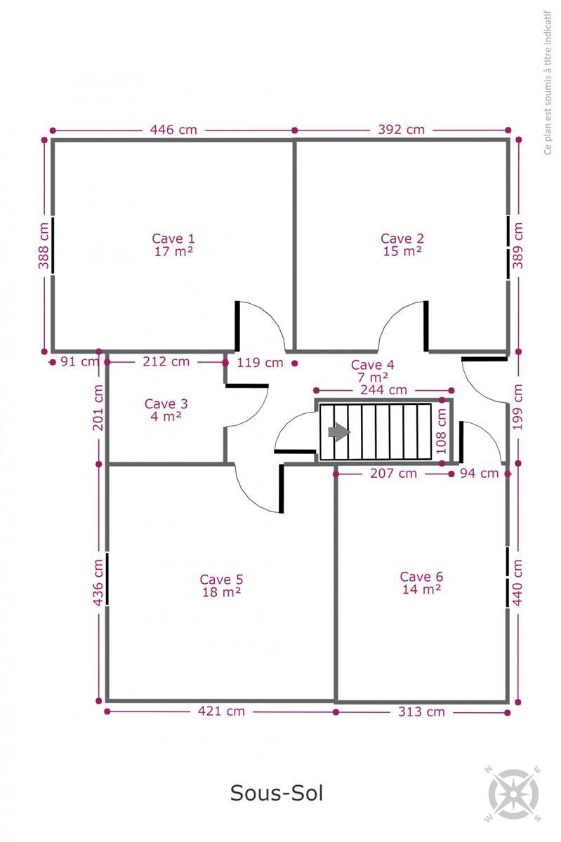 Maison - Hévillers - #4308127-24