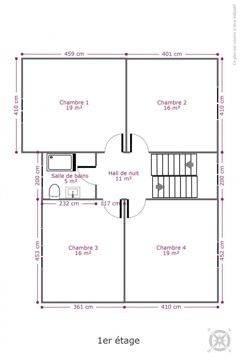 Maison - Hévillers - #4308127-26