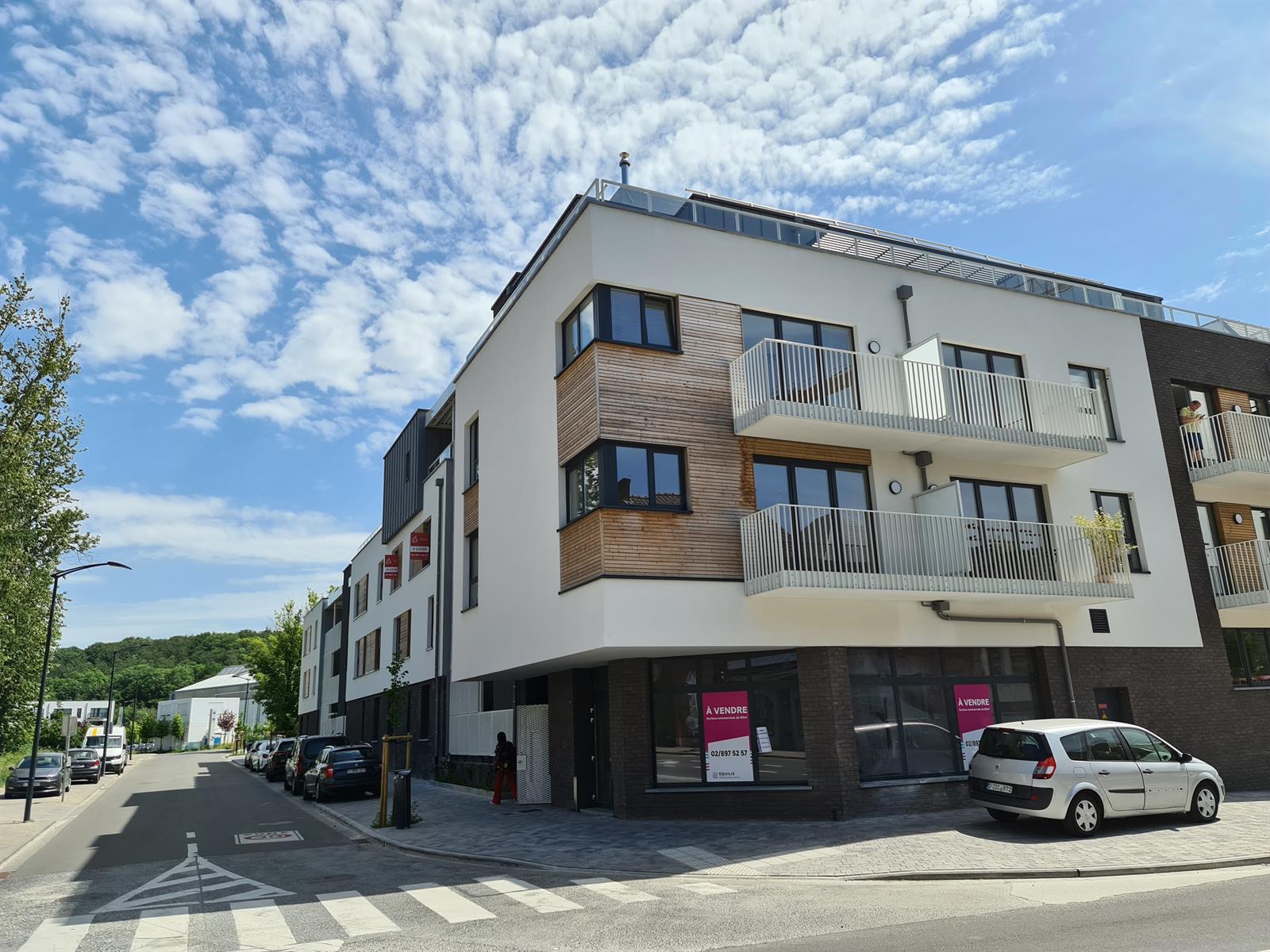 Appartement - Court-St.-Etienne - #4395992-0