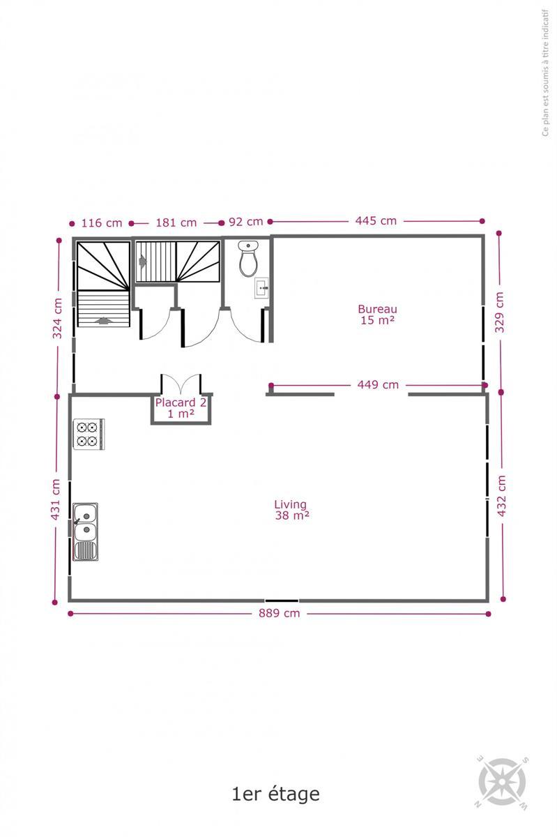 Appartement - Court-saint-Étienne - #4417219-26