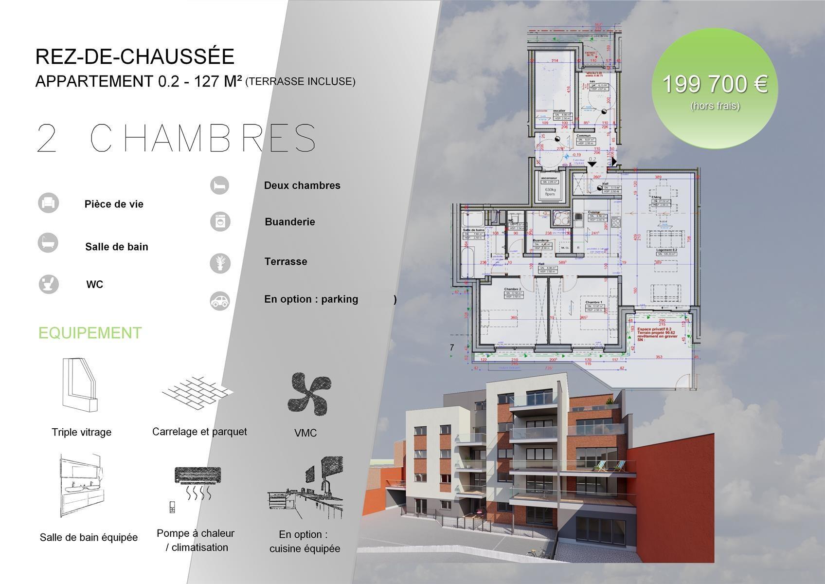 Rez-de-chaussée - Verviers - #3915022-10