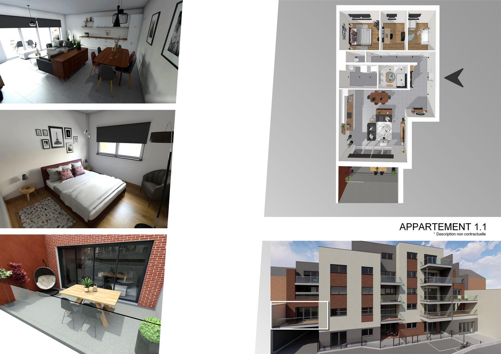 Appartement - Verviers - #3915031-1