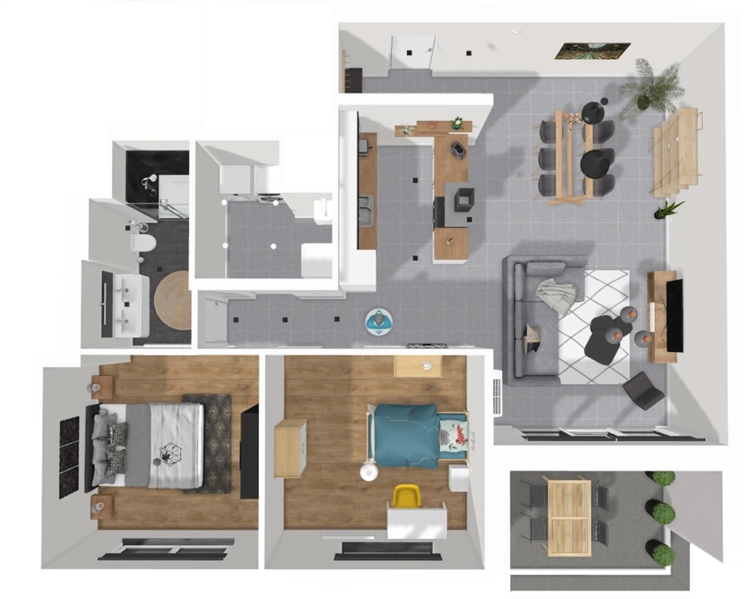Appartement - Verviers - #3915042-9