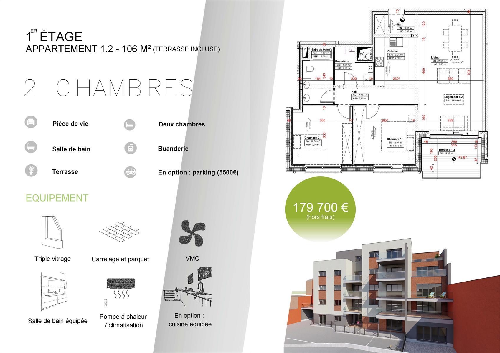 Appartement - Verviers - #3915042-0