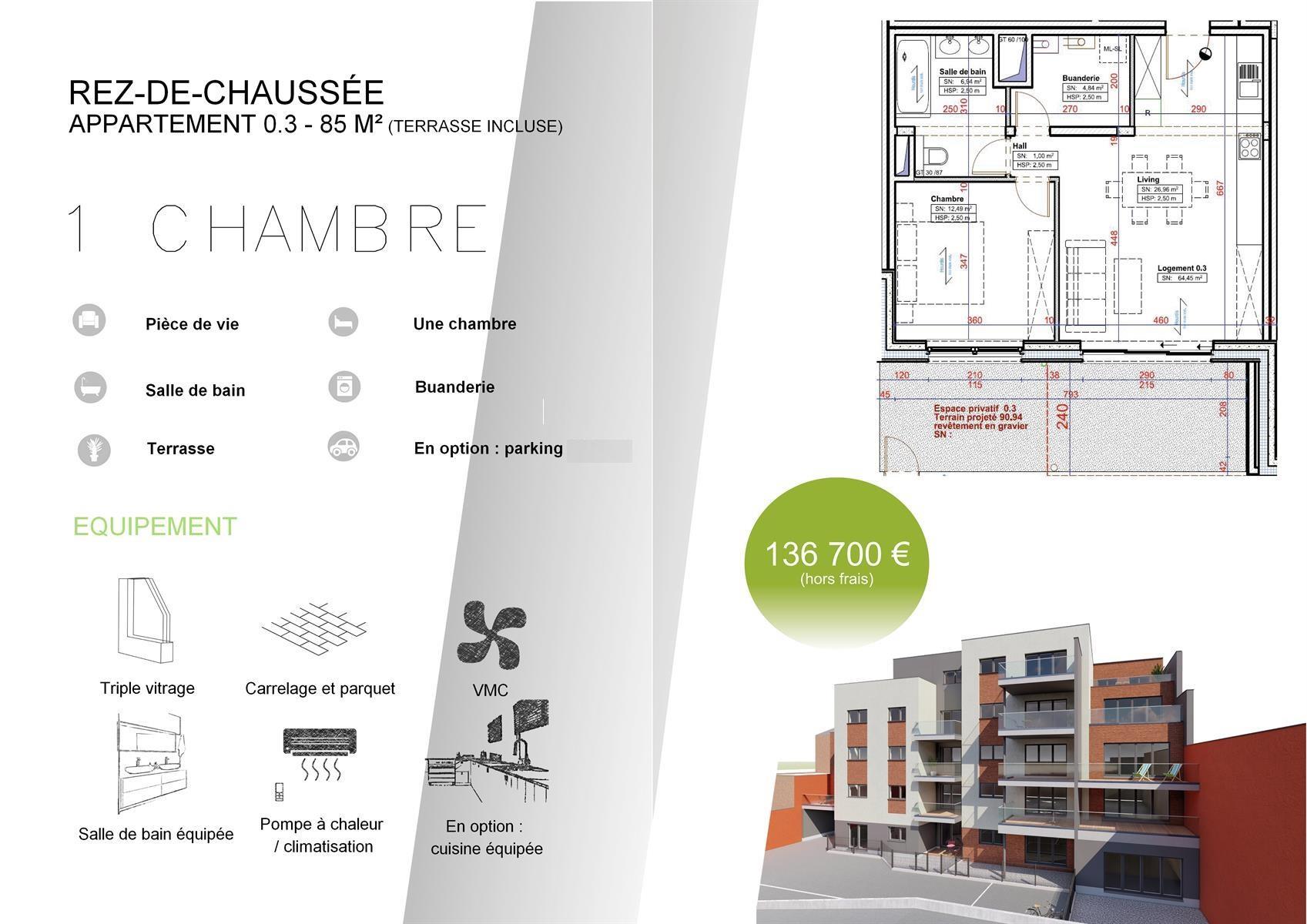 Rez-de-chaussée - Verviers - #3915075-10