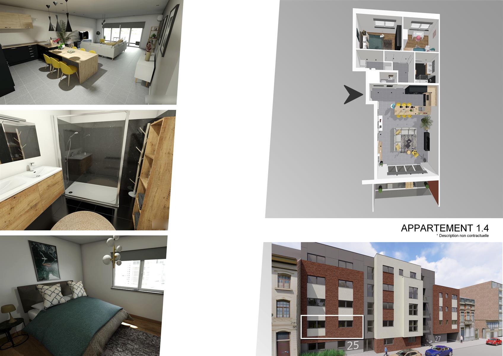 Appartement - Verviers - #3915083-1