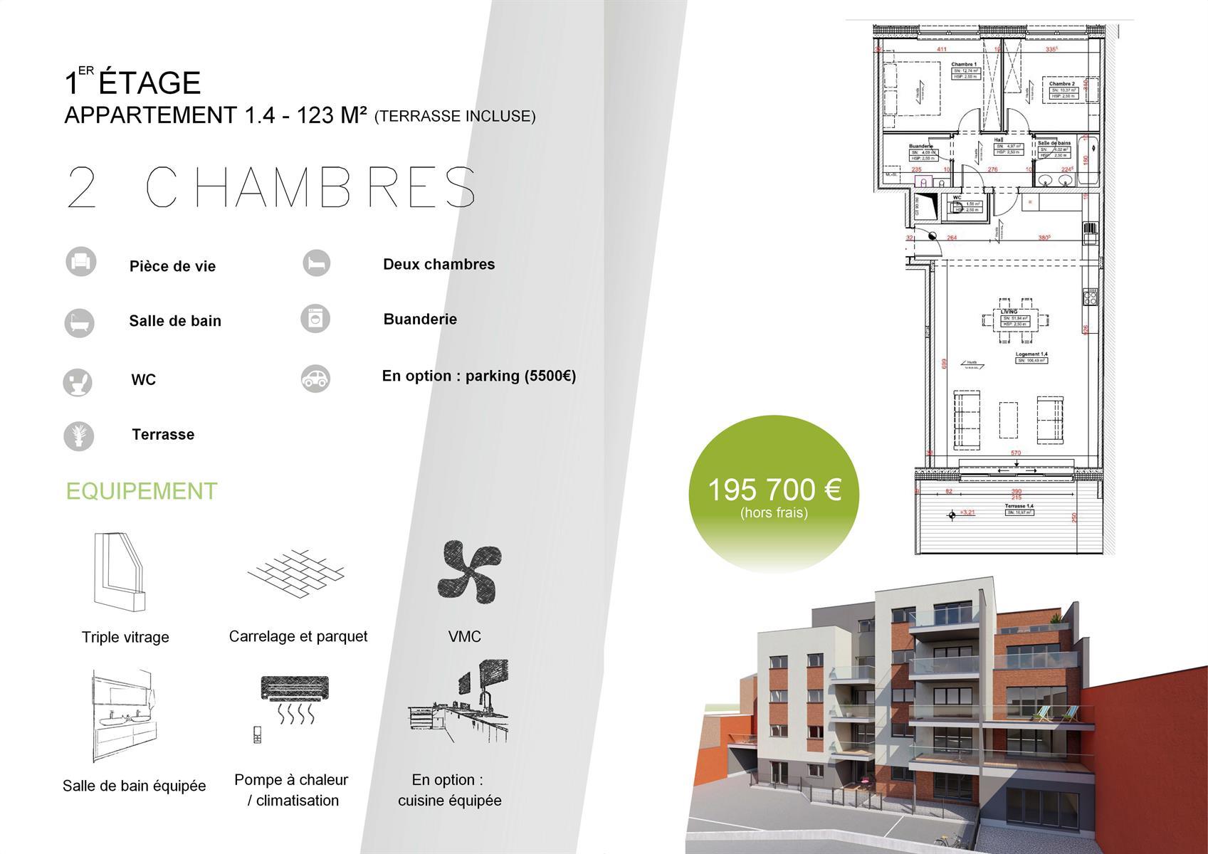 Appartement - Verviers - #3915083-0