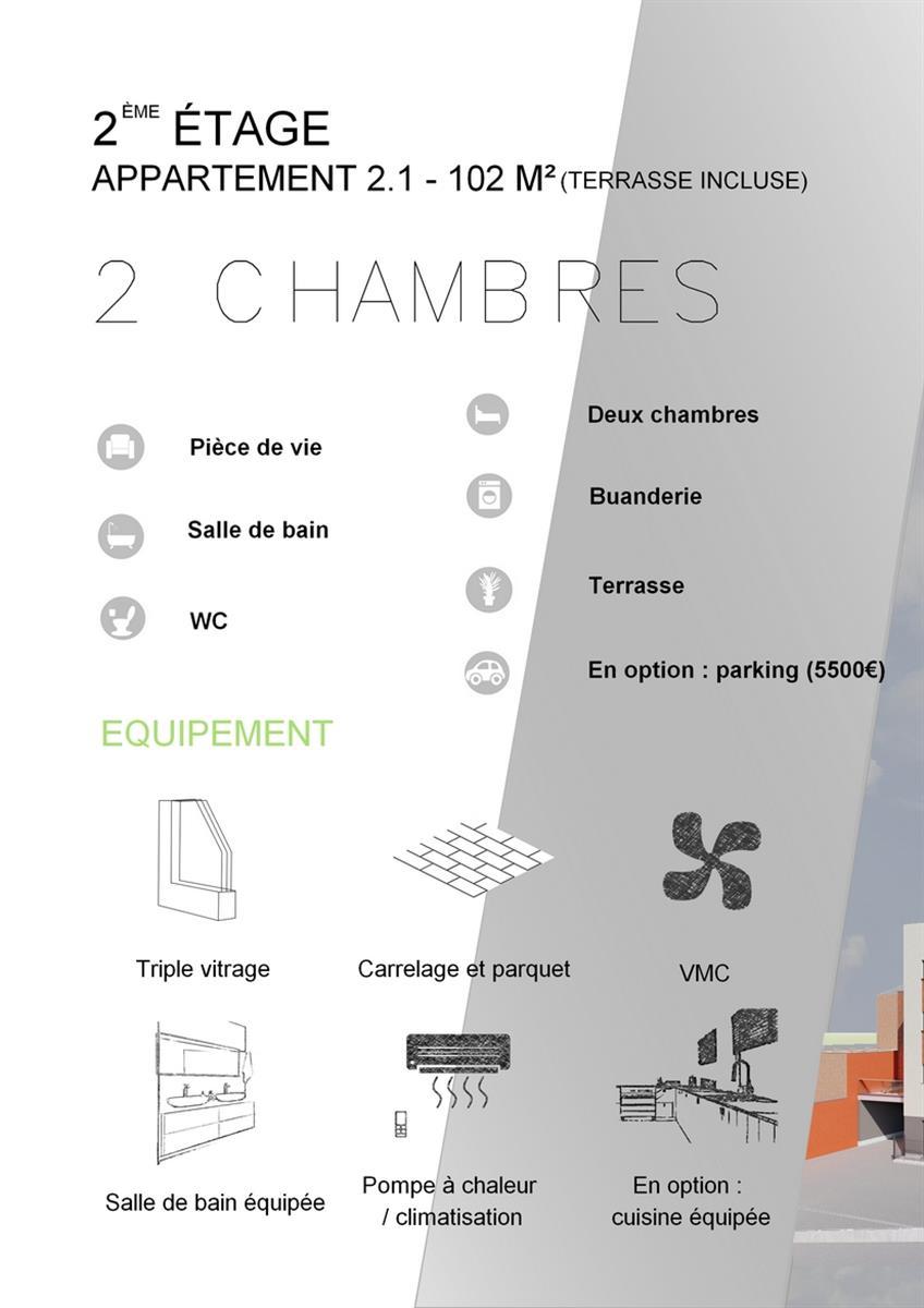 Appartement - Verviers - #3915917-1