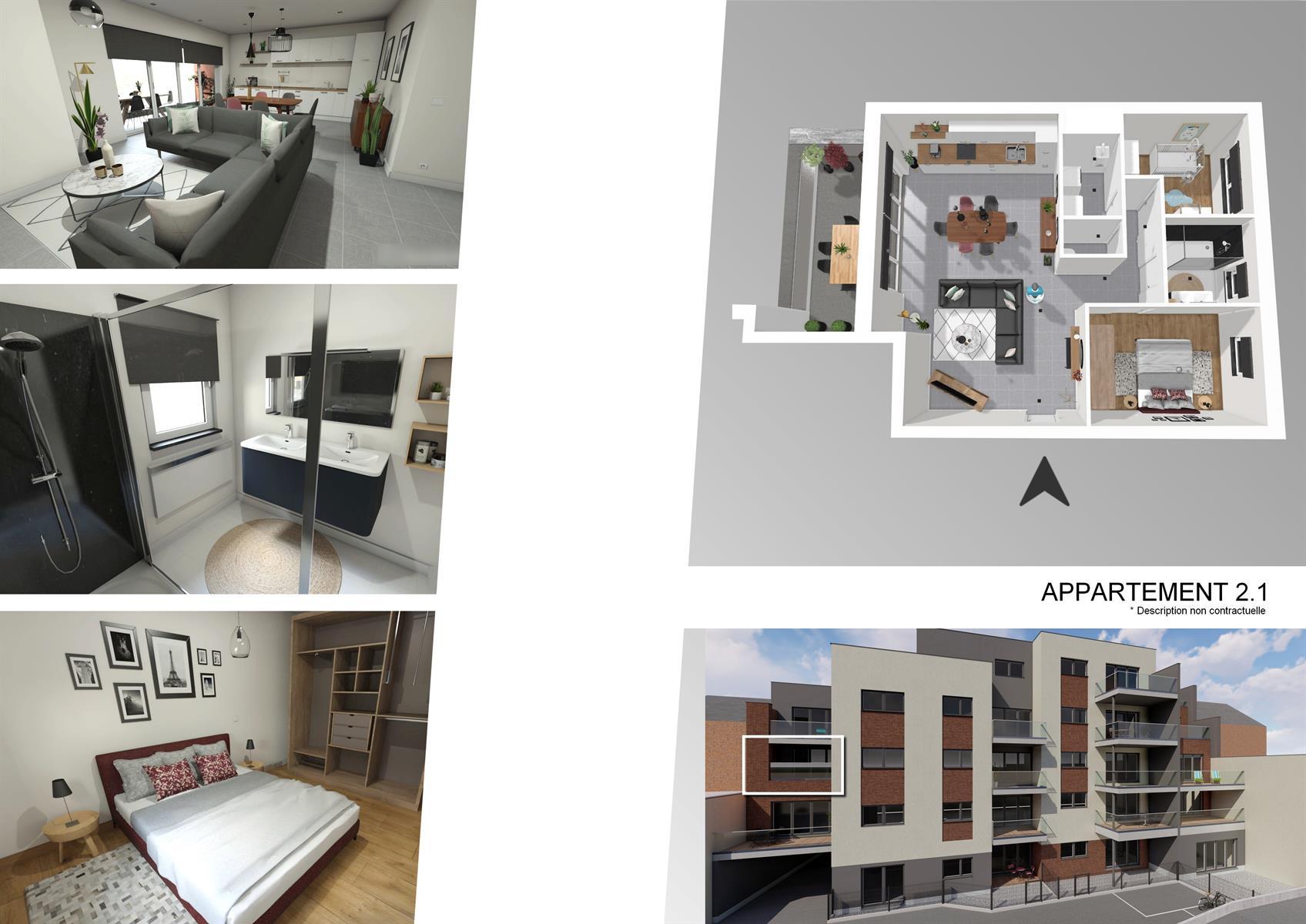 Appartement - Verviers - #3915917-5