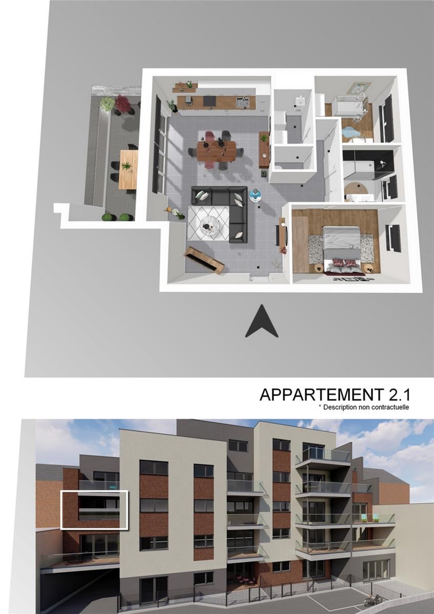 Appartement - Verviers - #3915917-4