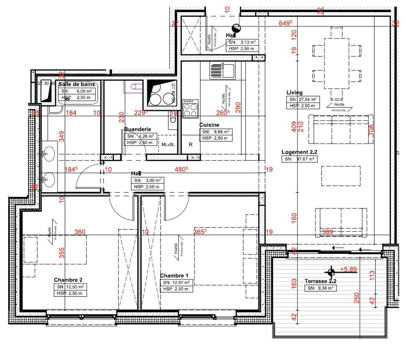 Appartement - Verviers - #3915938-9