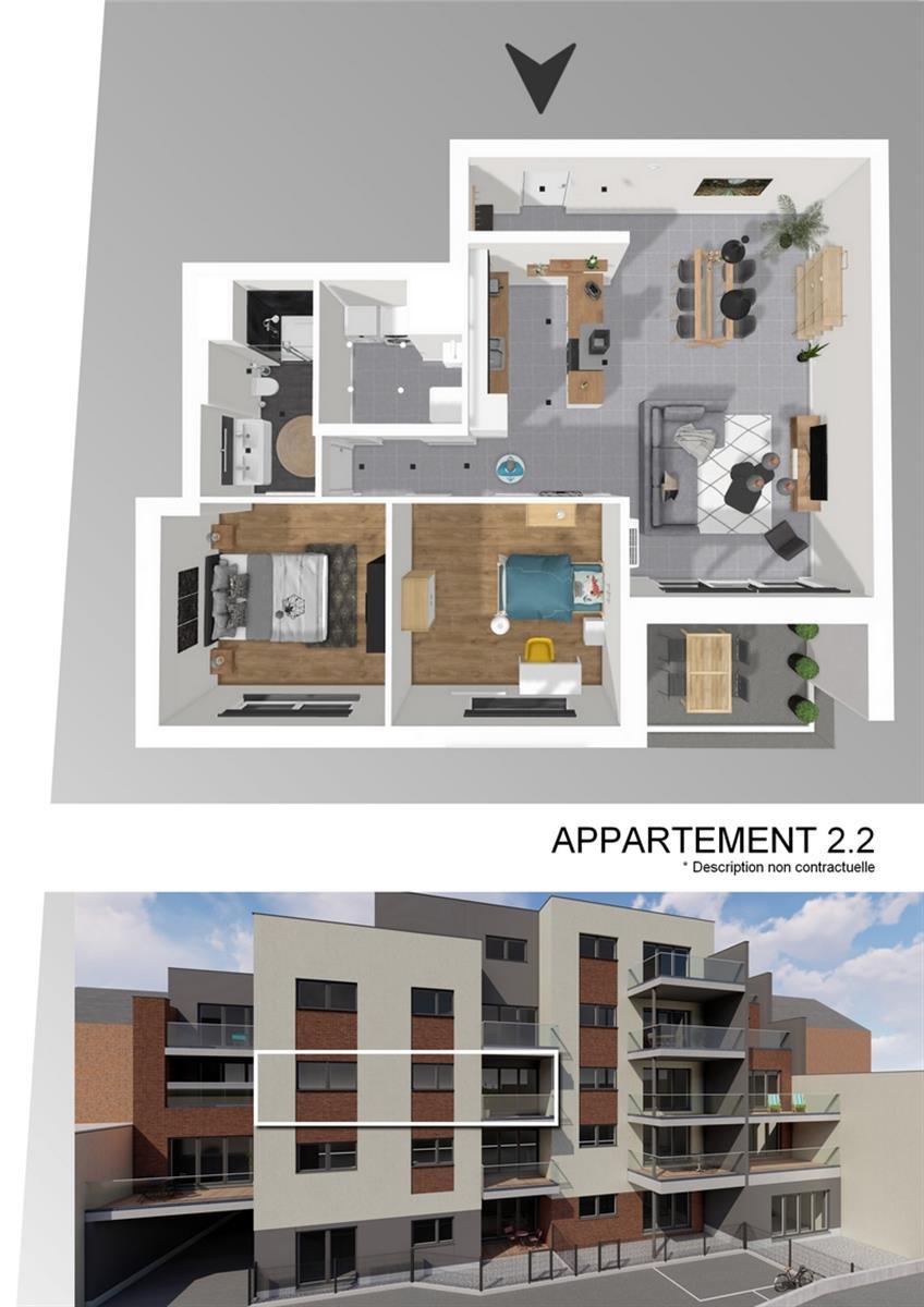 Appartement - Verviers - #3915938-4