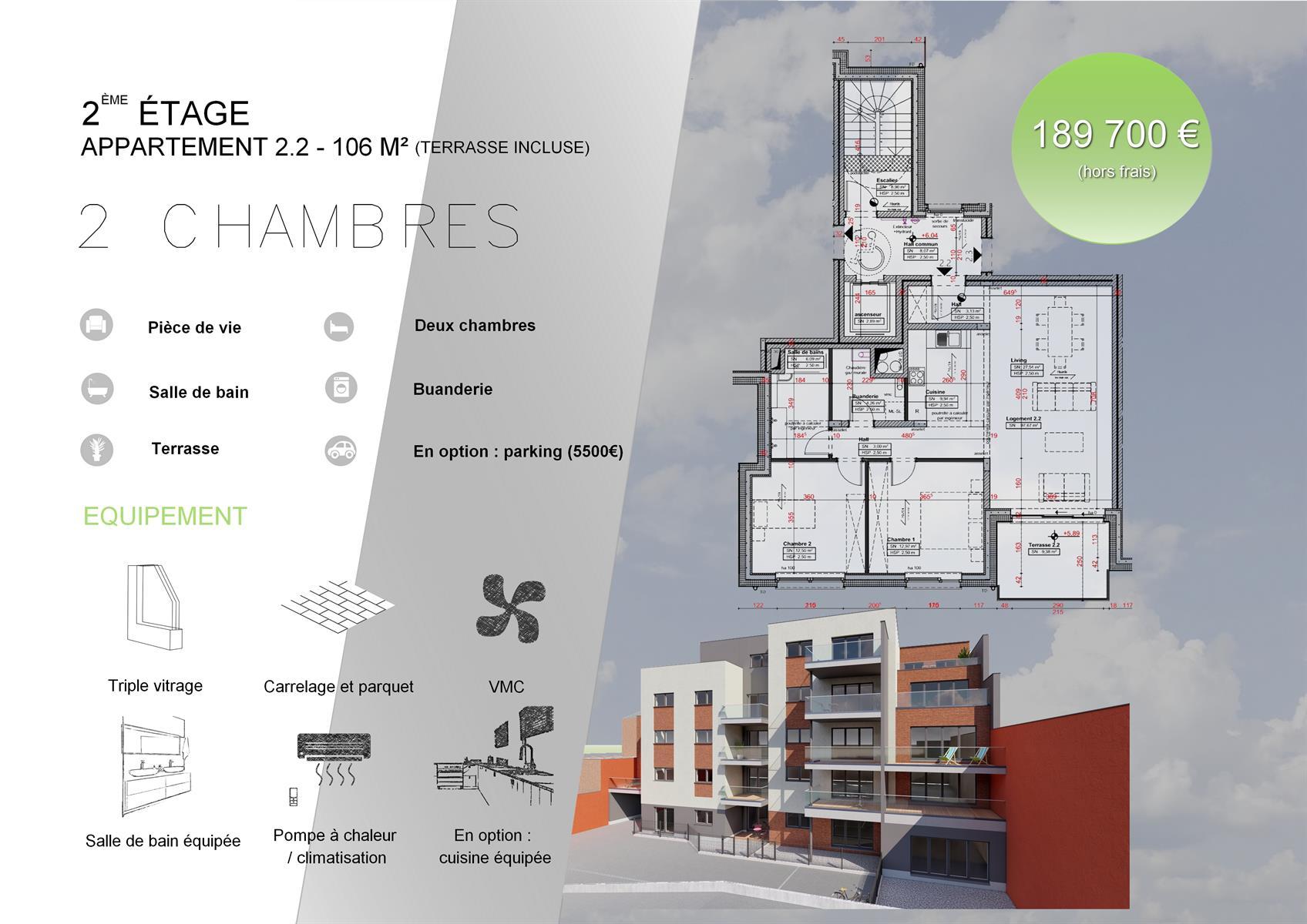 Appartement - Verviers - #3915938-7