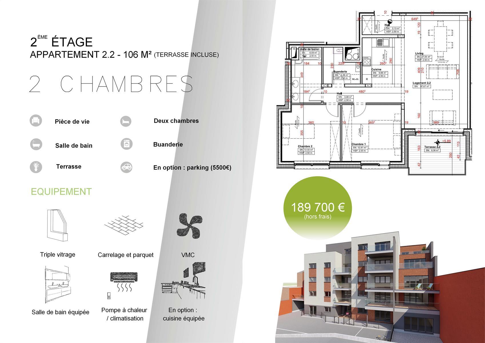 Appartement - Verviers - #3915938-0