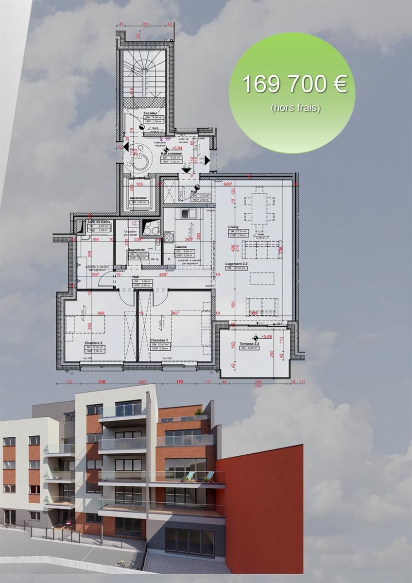 Appartement - Verviers - #3915938-5