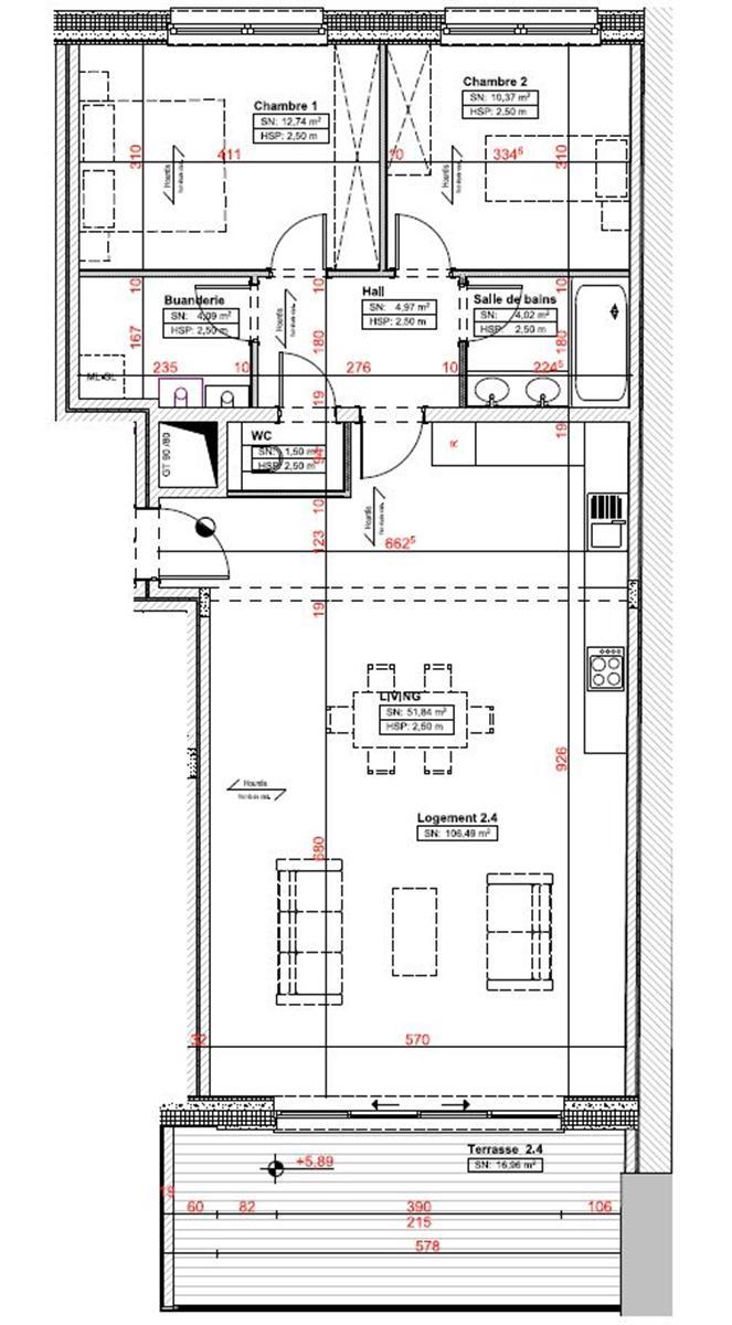 Appartement - Verviers - #3915960-7