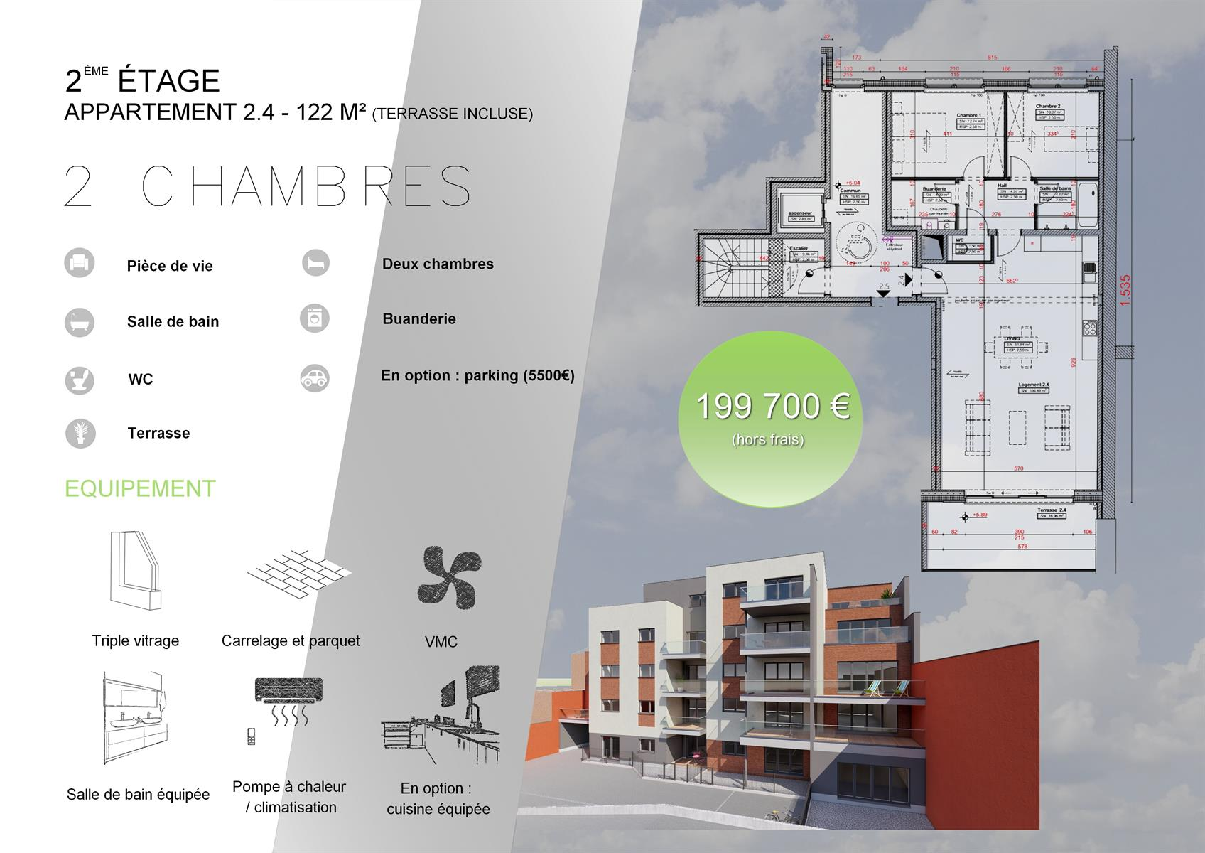 Appartement - Verviers - #3915960-6