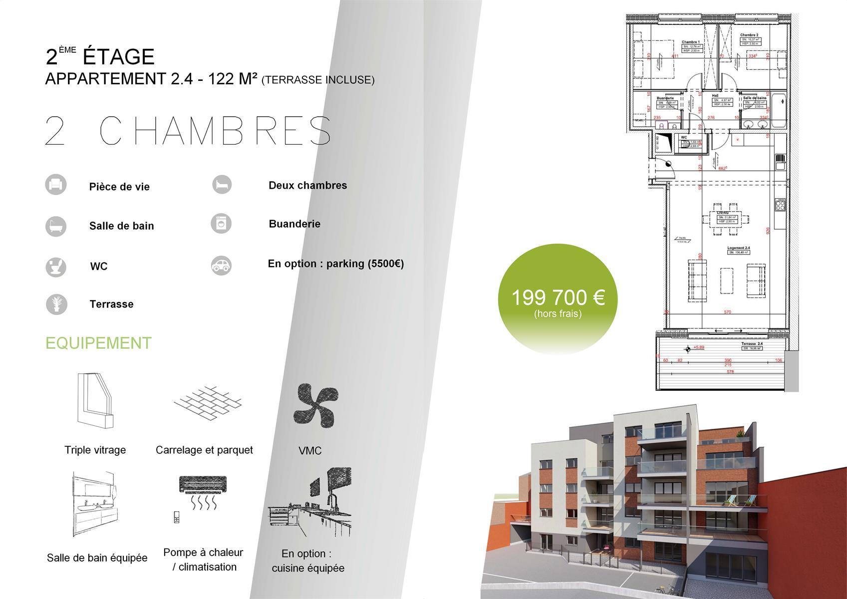 Appartement - Verviers - #3915960-0