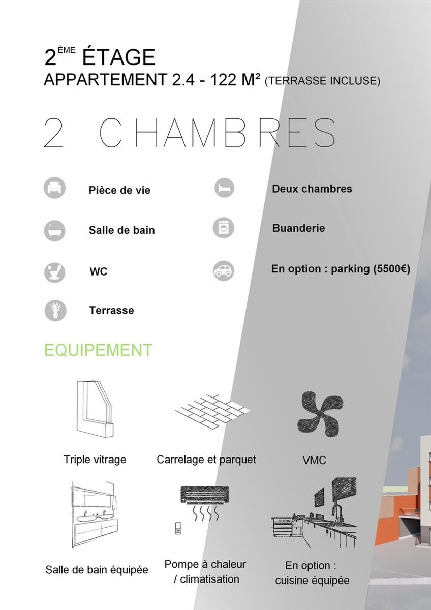 Appartement - Verviers - #3915960-1