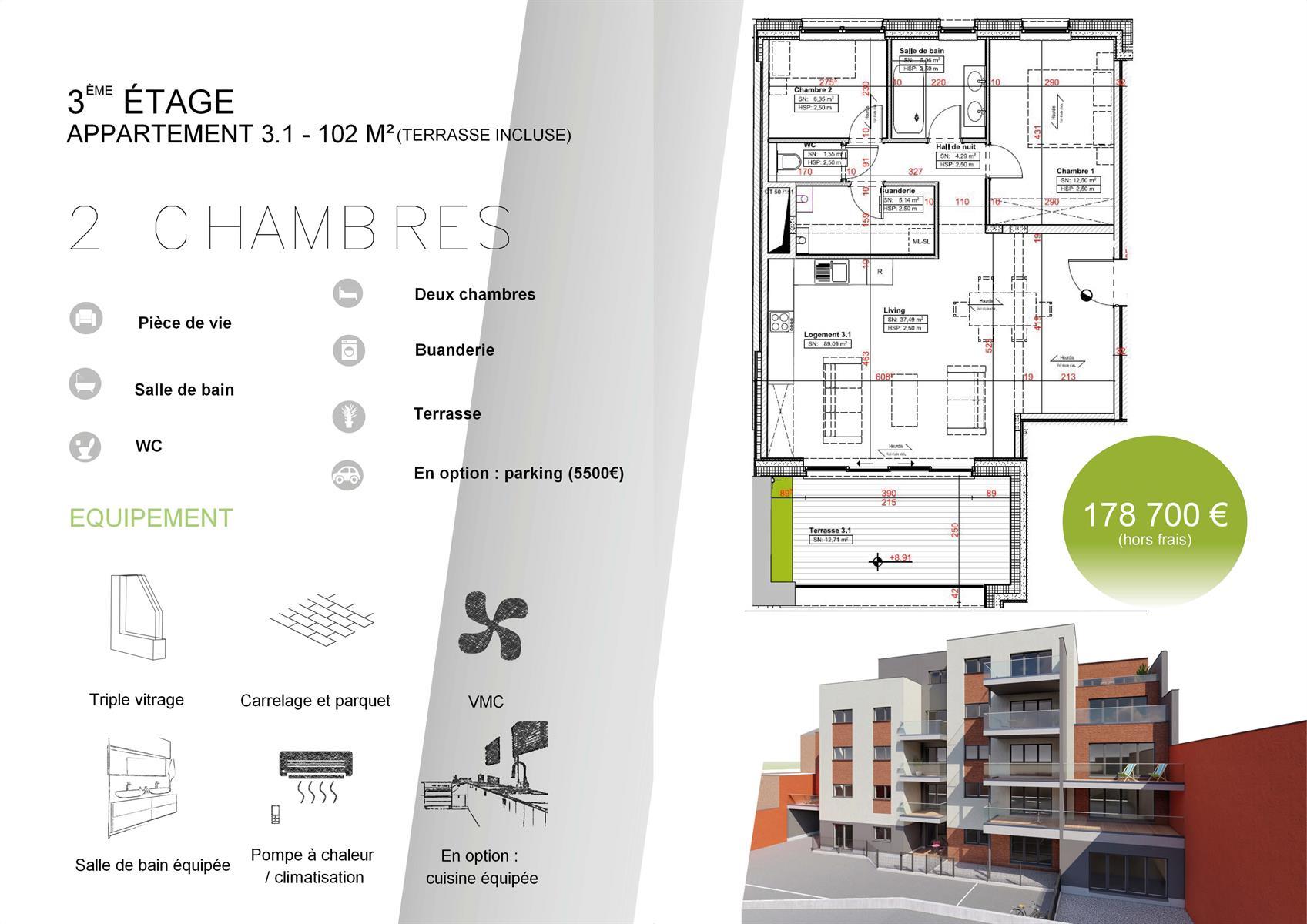 Appartement - Verviers - #3916570-8
