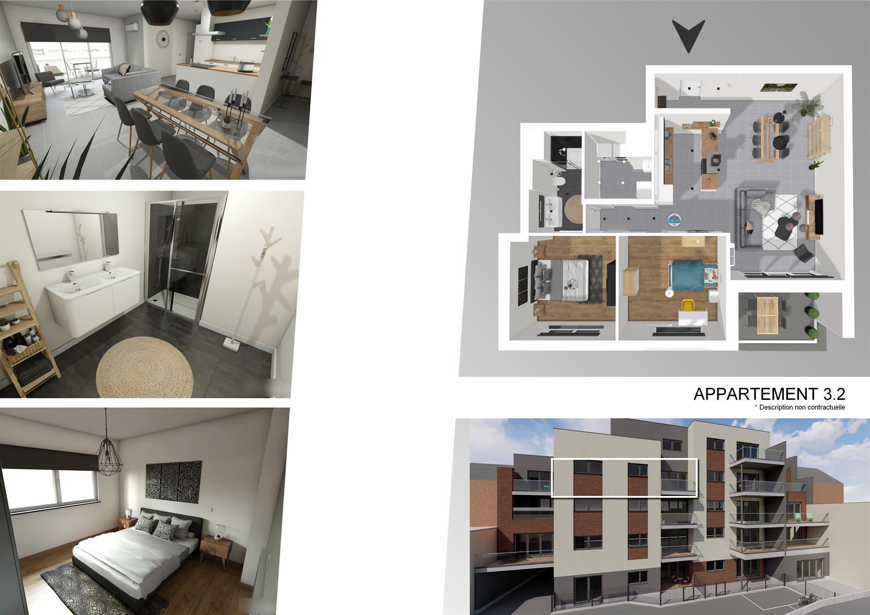 Appartement - Verviers - #3916572-5