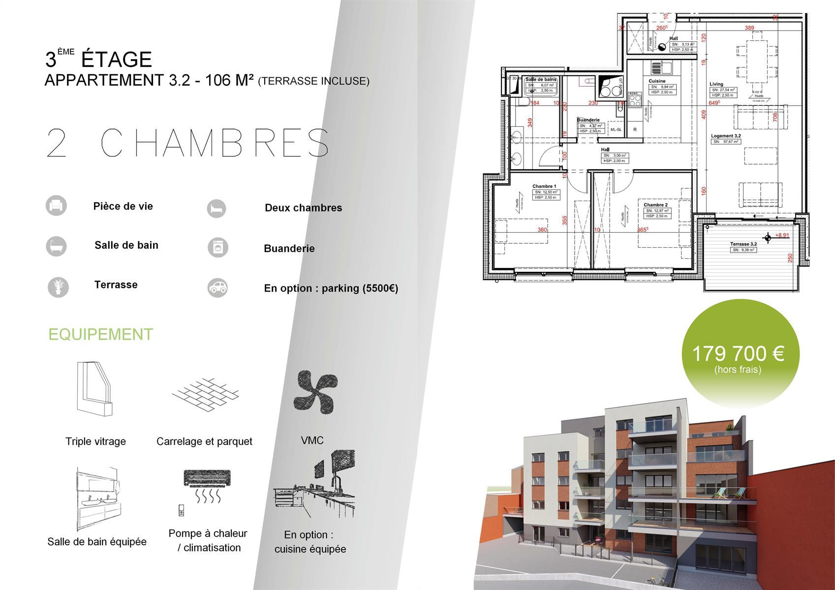 Appartement - Verviers - #3916572-6