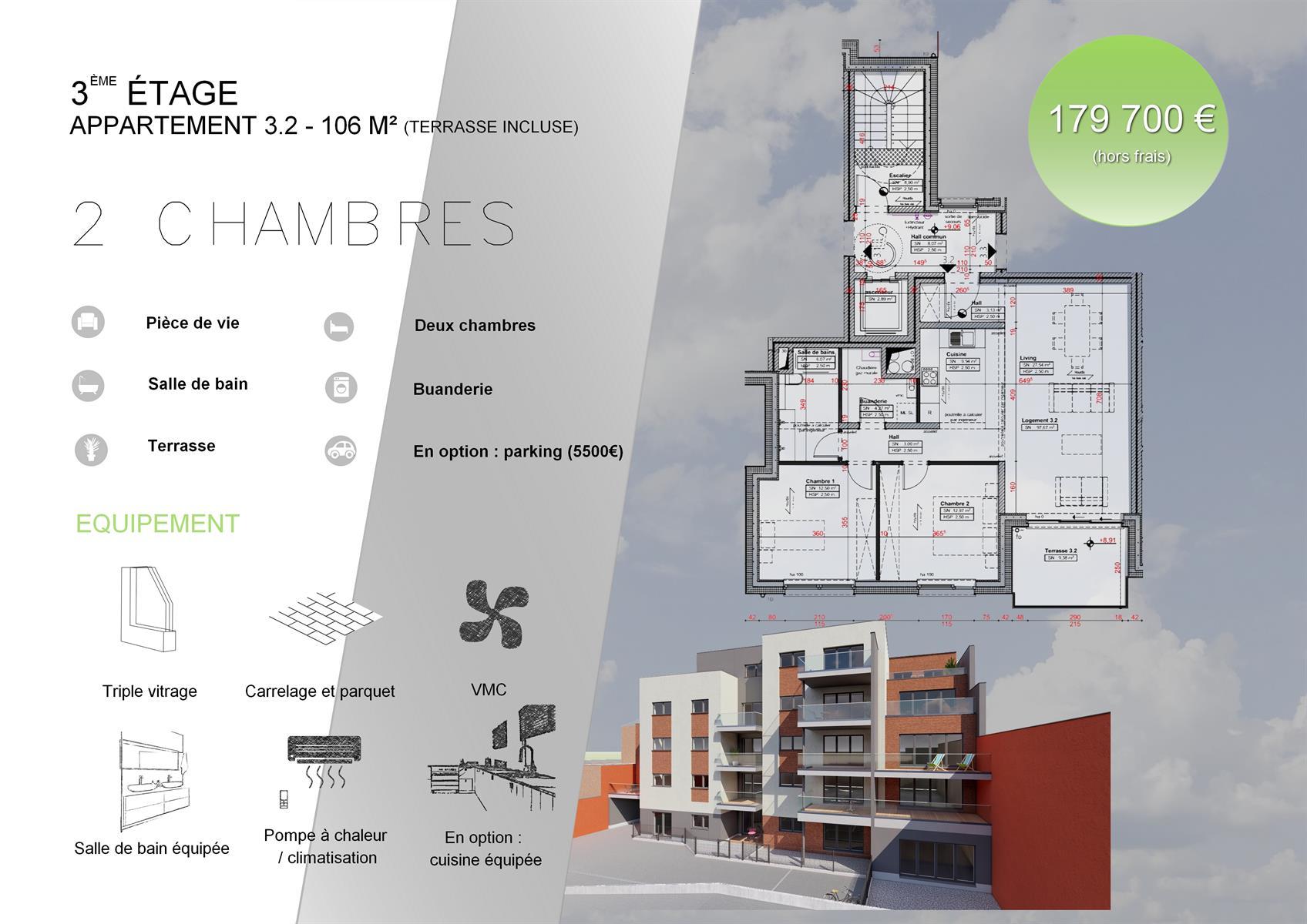 Appartement - Verviers - #3916572-0