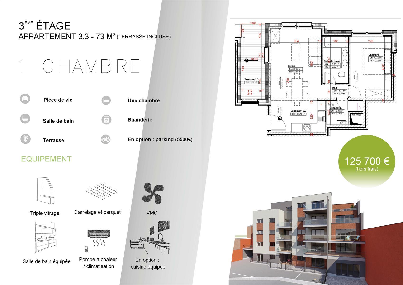 Appartement - Verviers - #3916573-0