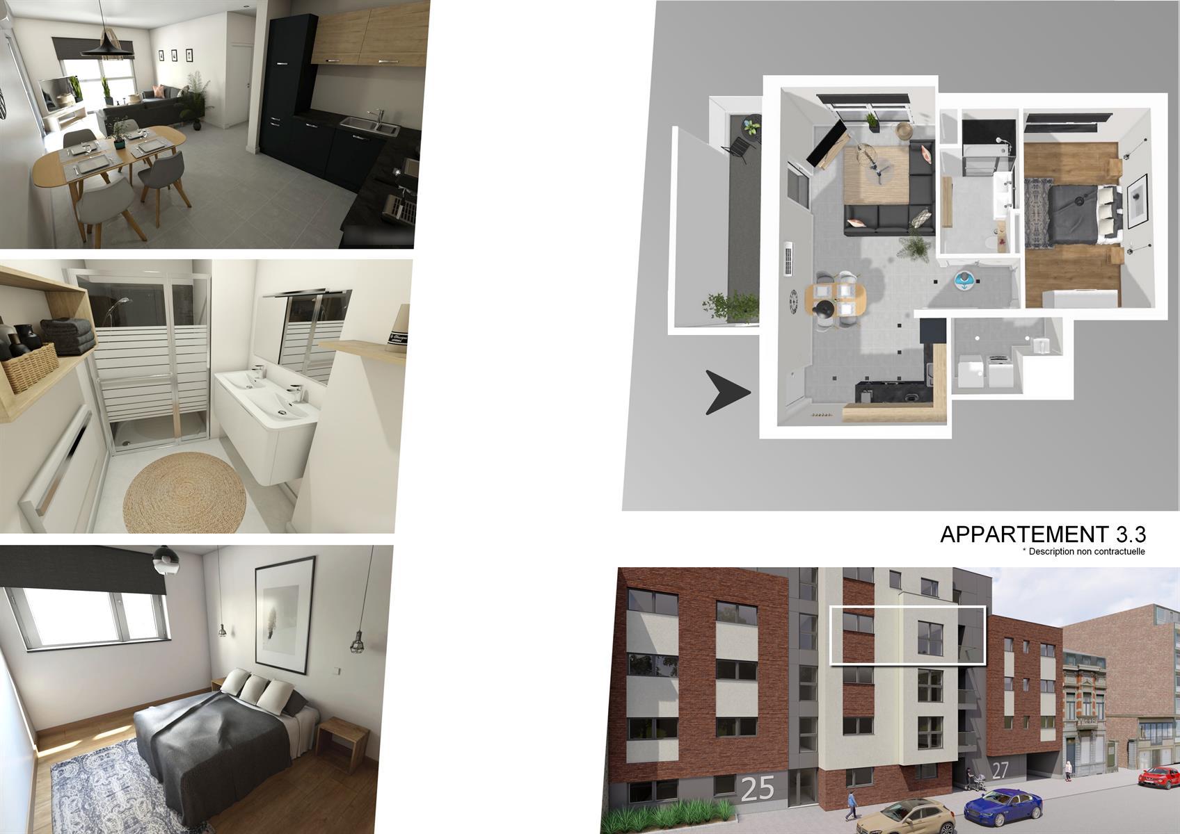 Appartement - Verviers - #3916573-5