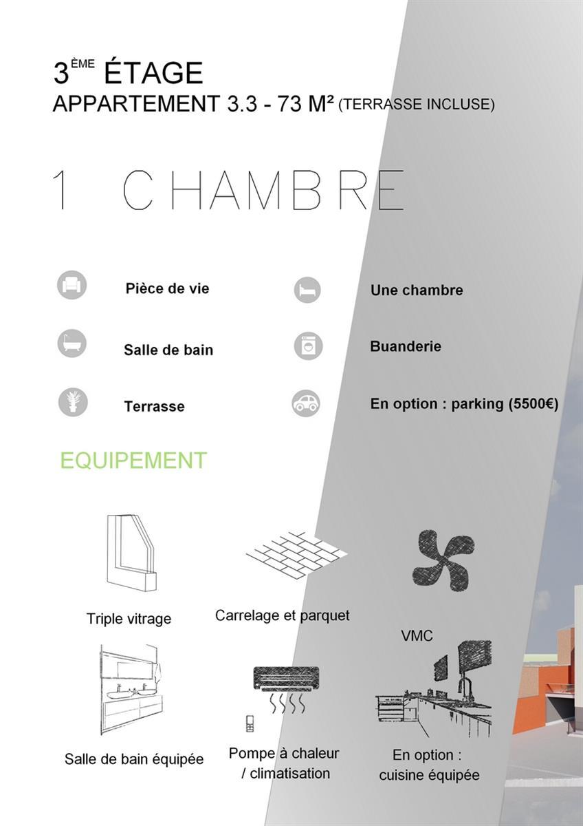 Appartement - Verviers - #3916573-1
