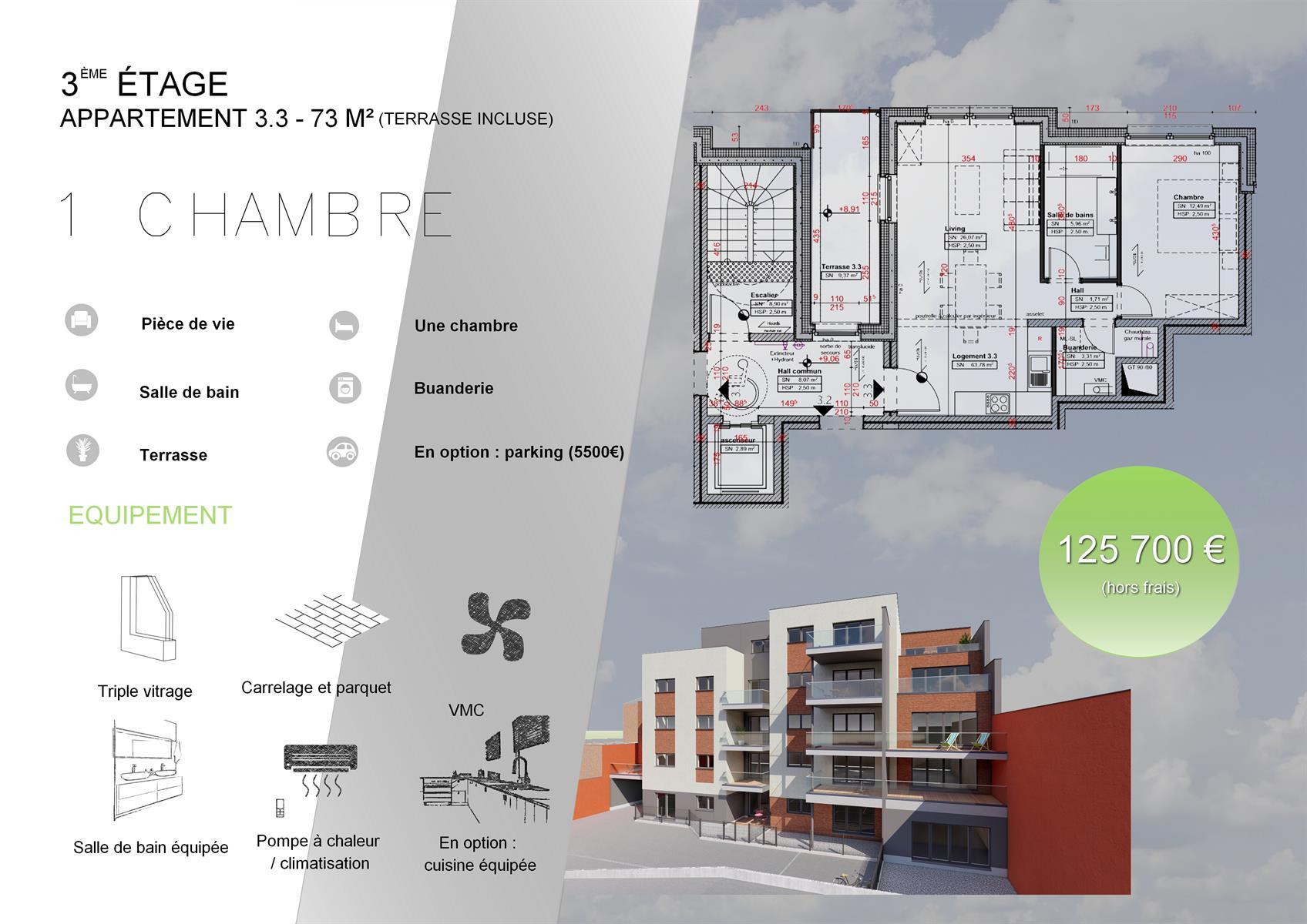 Appartement - Verviers - #3916573-6
