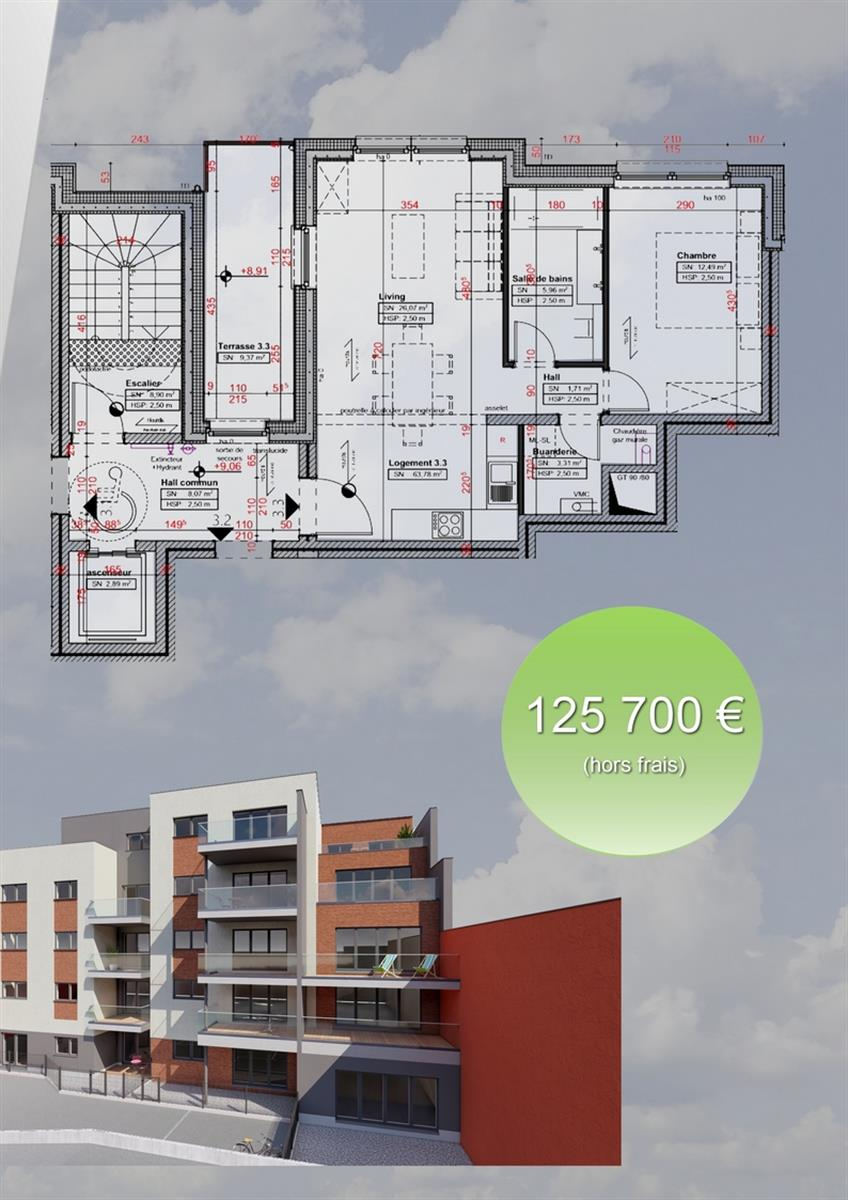 Appartement - Verviers - #3916573-2