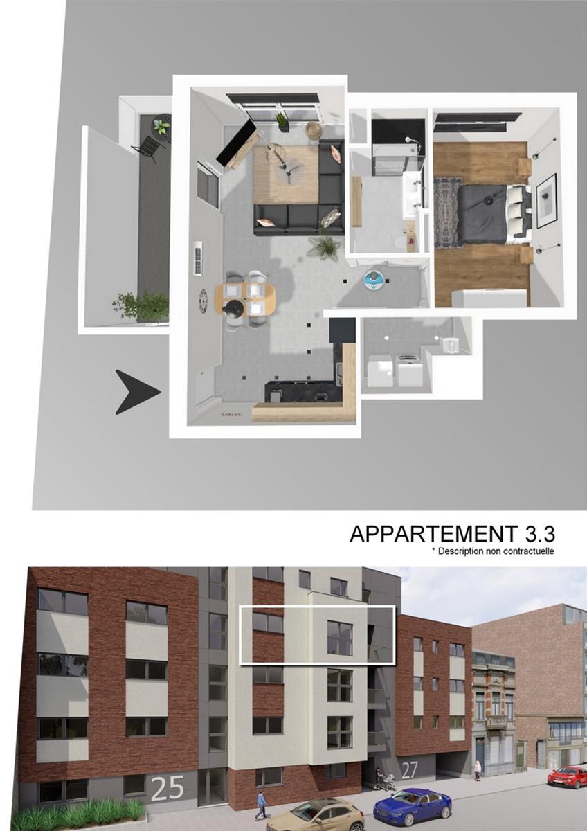 Appartement - Verviers - #3916573-4
