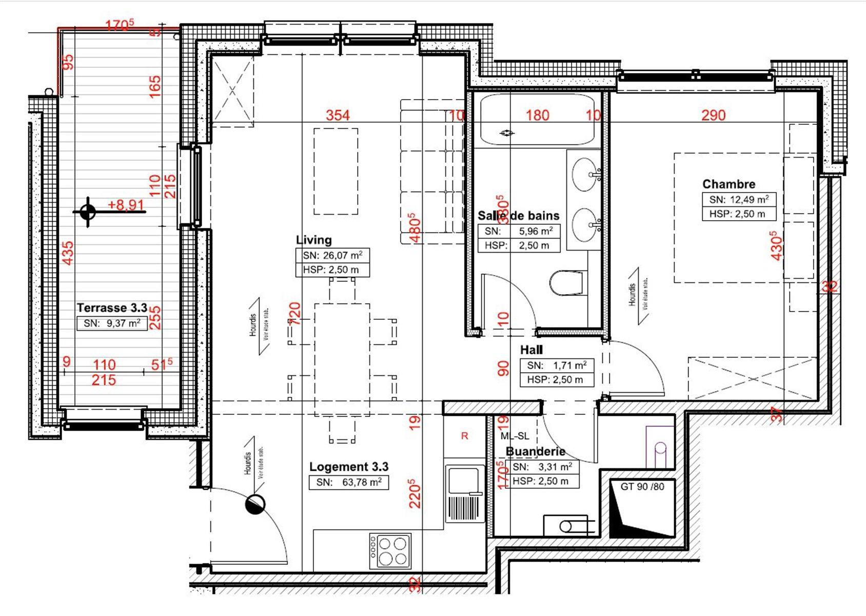Appartement - Verviers - #3916573-7