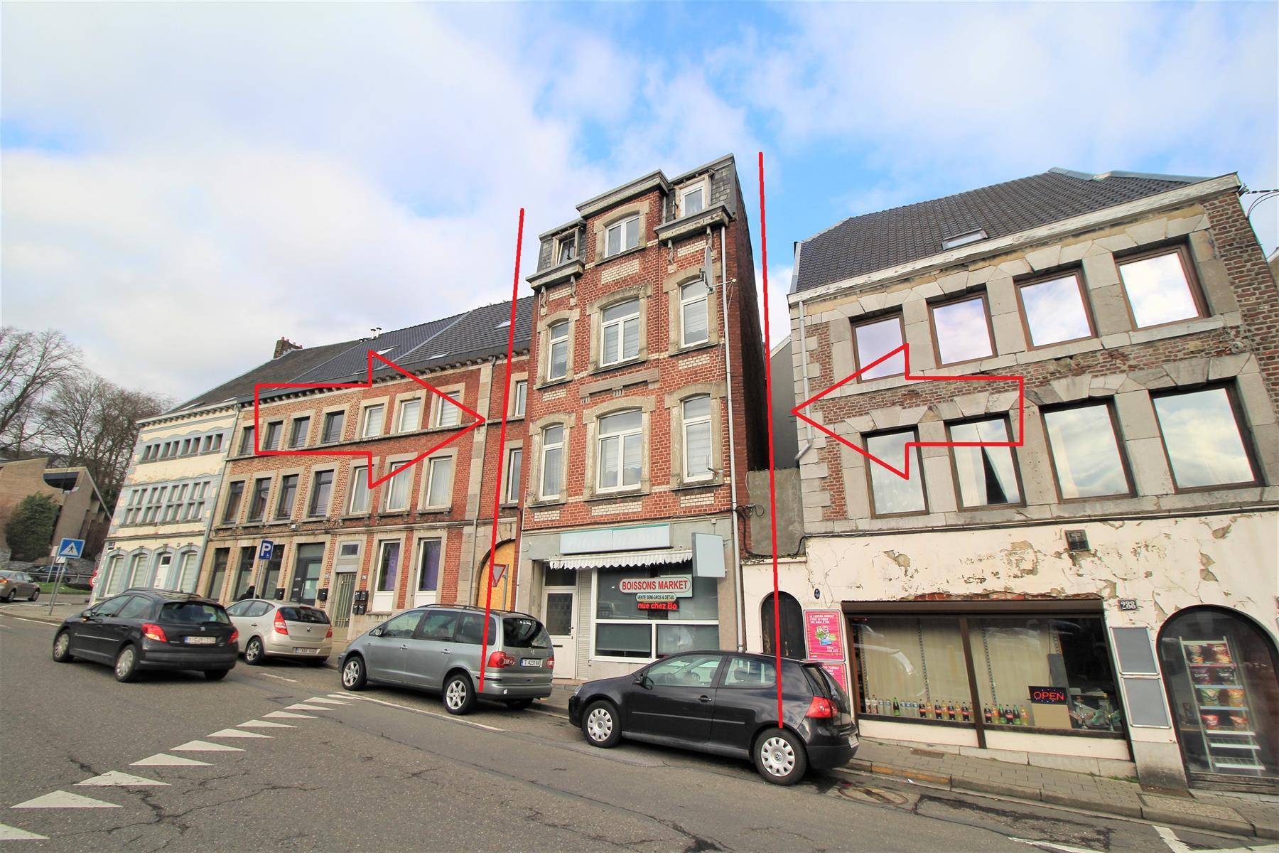 Immeuble à appartements - Verviers - #3980547-0
