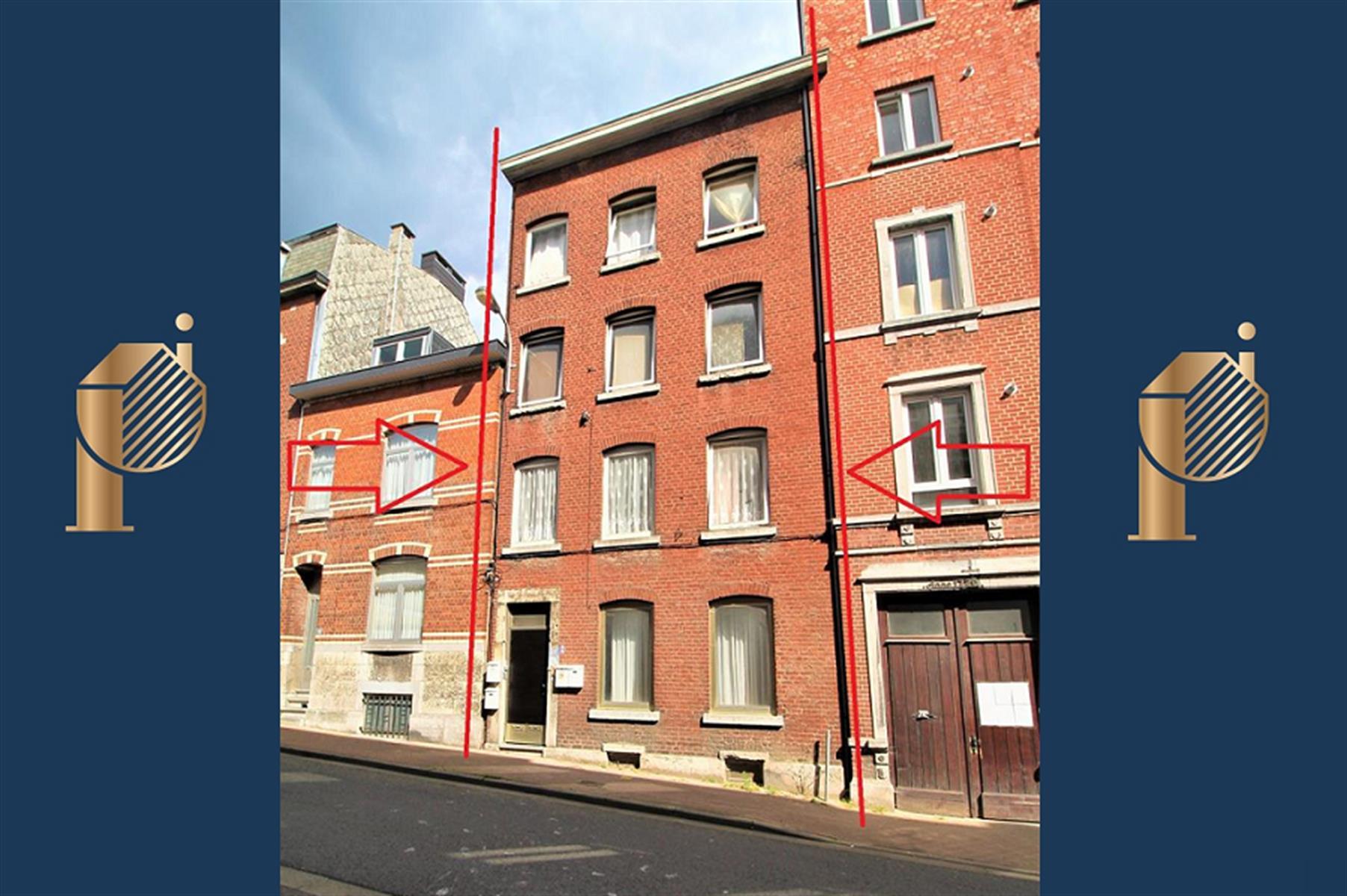 Immeuble à appartements - Verviers - #4093079-1