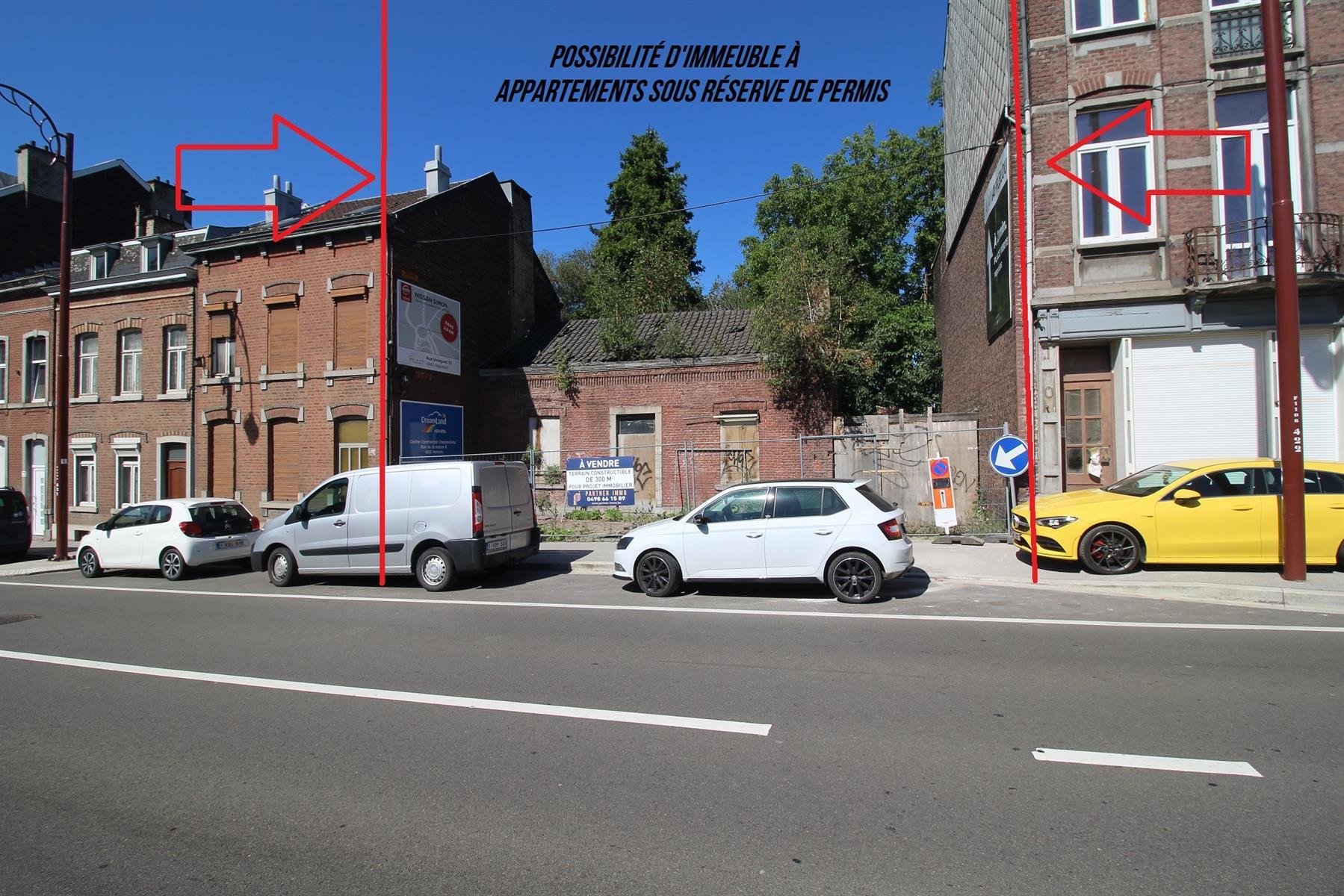 Terrain à bâtir - Verviers - #4098859-8