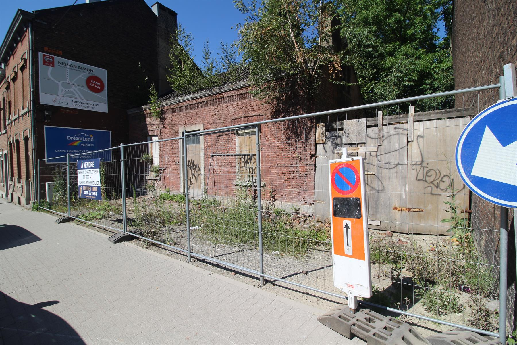Terrain à bâtir - Verviers - #4098859-9